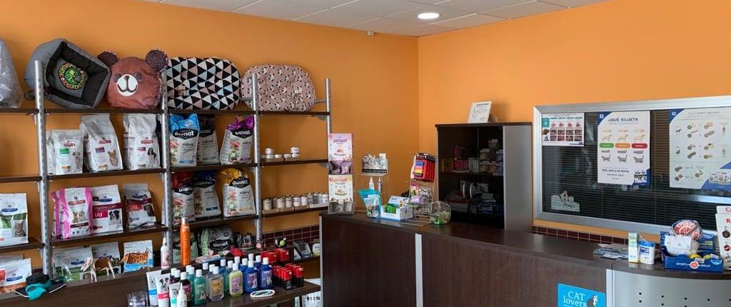 Clinica veterinaria Almeria Panda - Instalaciones y equipamiento