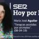 Panda Clinica Veterinaria Almeria. Terapias asistidas por animales. HXH MASCOTAS 08-04-2019.